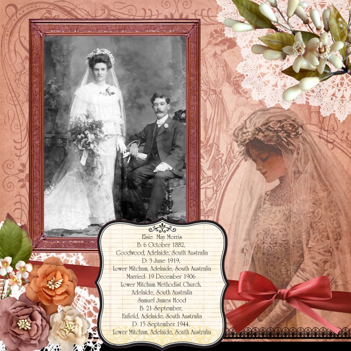 Elsie May Morris
